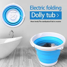 Load image into Gallery viewer, ¡¾Best Seller¡¿Magic Ultrosonic Folding Laundry Tub