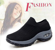 Load image into Gallery viewer, Sepatu Flyknit Leisure Cushion Female