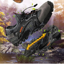 Load image into Gallery viewer, New breathable outdoor snorkeling lightweight breathable quick-drying beach shoes