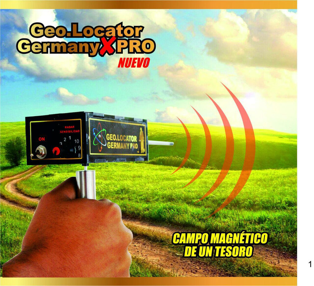 Localizador a distancia GeoLocator Germany X PRO