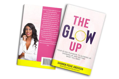Glow Up Book