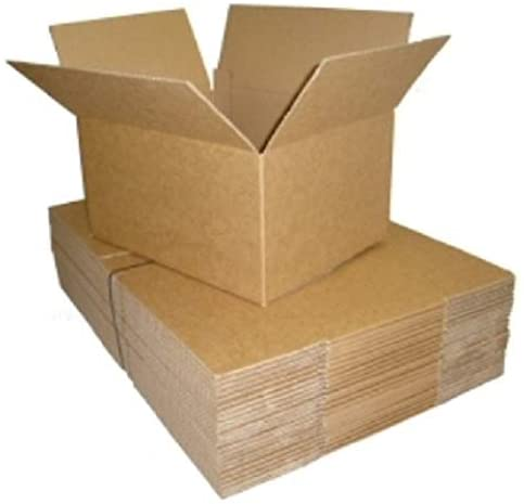 "50 x Mailing Postal Cardboard Boxes 12""x9""x6"" A4 Size"