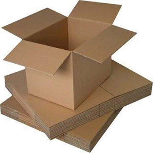 50 x Mailing Postal Cardboard Boxes 12