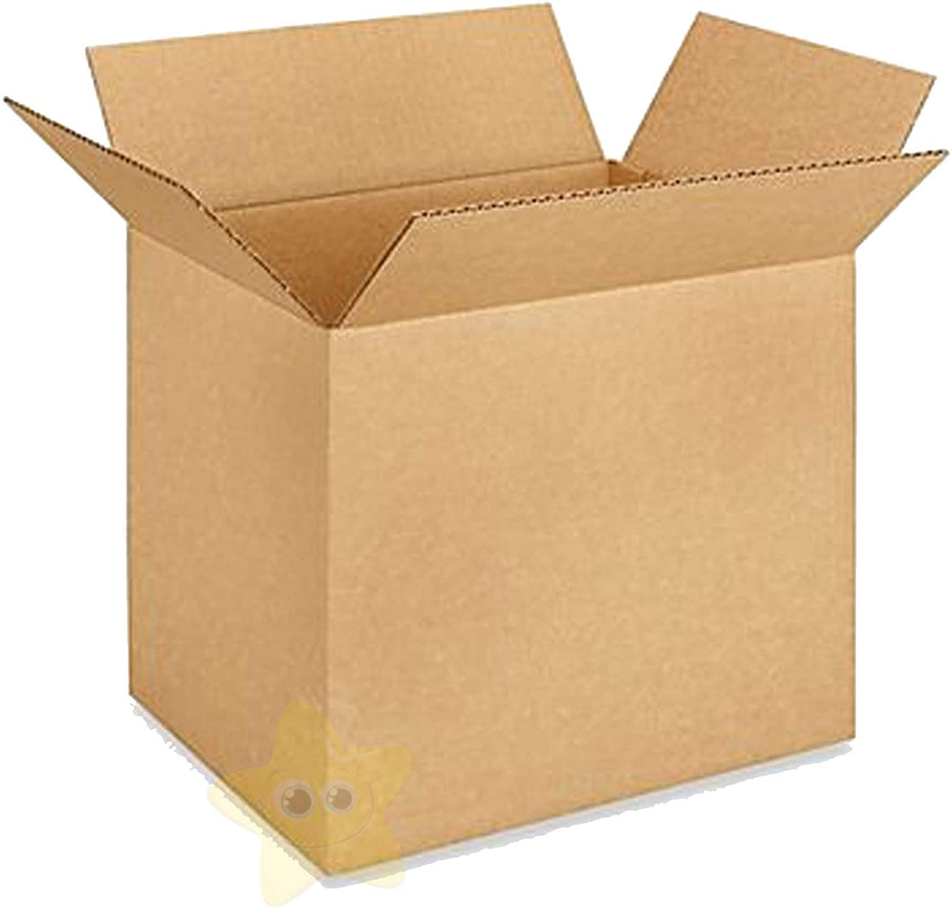 20 x Medium Double Wall Shipping Postal Mailing Cardboard Boxes 14x10x12