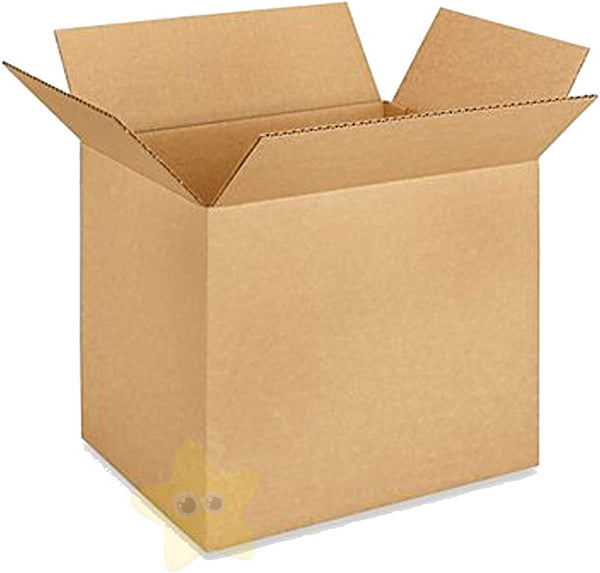 20 x Medium Double Wall Shipping Postal Mailing Cardboard Boxes 14x10x12""