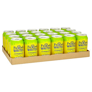 R.White's Lemonade Cans 24 x 330ml
