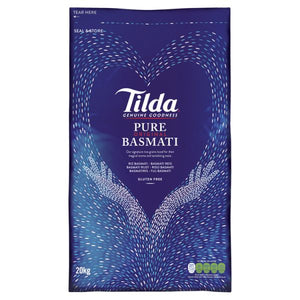 Tilda Pure Original Basmati Rice 20kg
