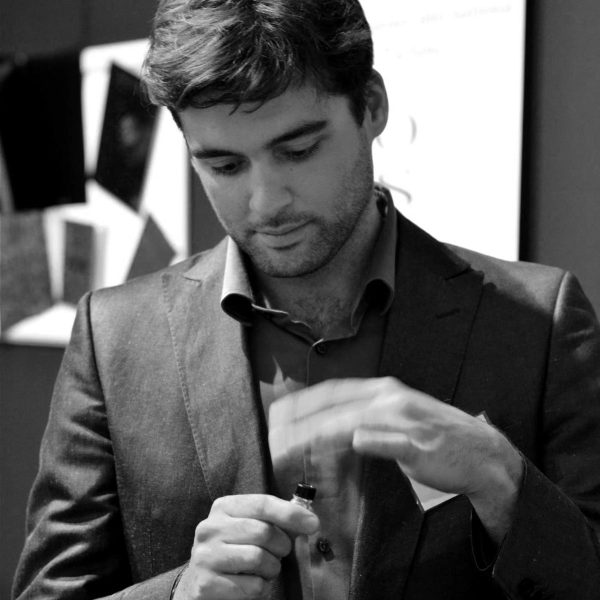 An Interview with Cristiano Canali, the Perfumer of Zoologist Bee