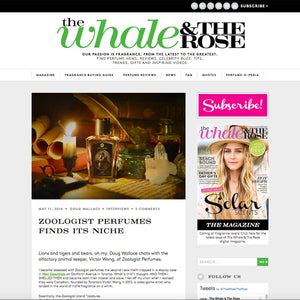 Interview: The Whale and The Rose Magazine with Doug Wallace
