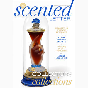 Print Press: Scented Letter 2017, April