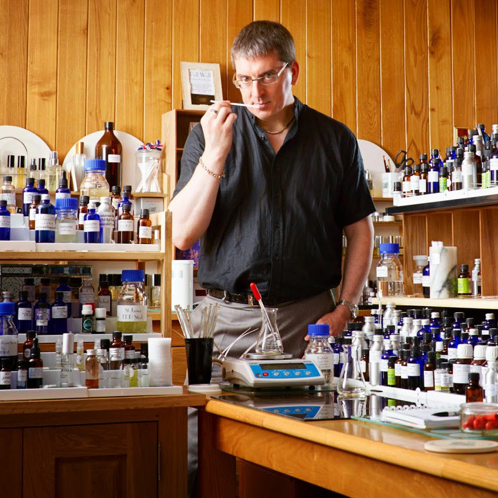 An Interview with Chris Bartlett, the perfumer of Zoologist's Beaver