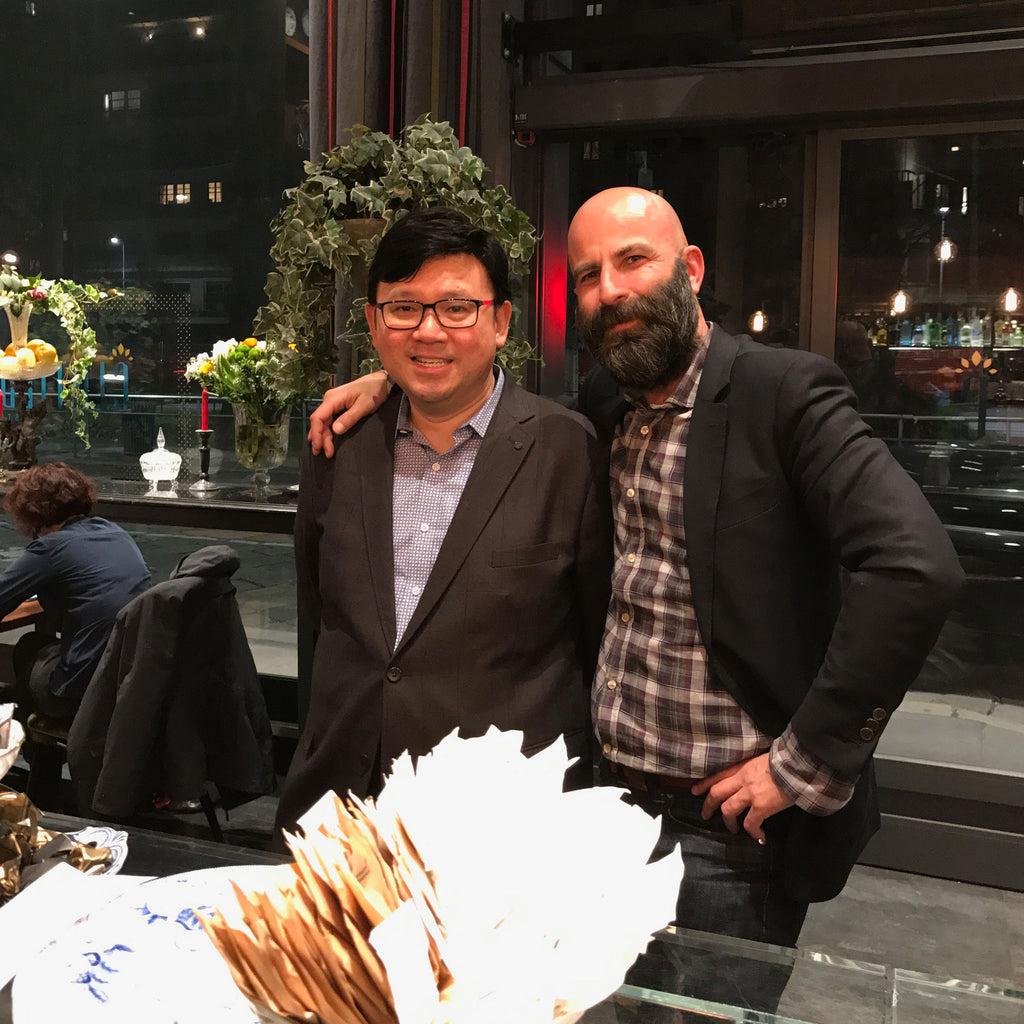 Victor Wong and Antonio Gardoni (2017)