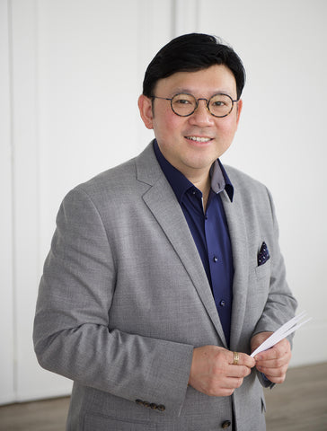 Victor Wong of Zoologist Perfumes