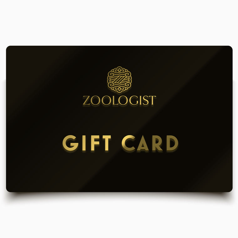 Zoologist Perfumes Gift Card (USD)
