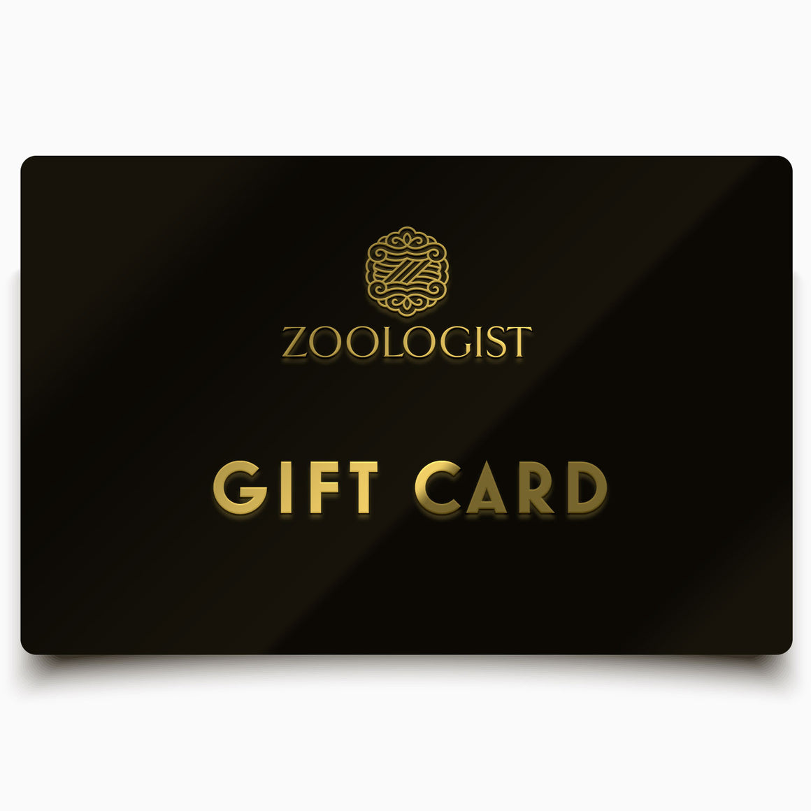Zoologist Perfumes eGift Card (USD)