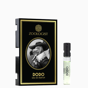Zoologist Dodo Sample