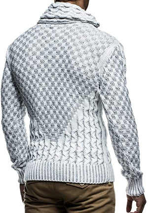 Men's Pullover Knit Sweater