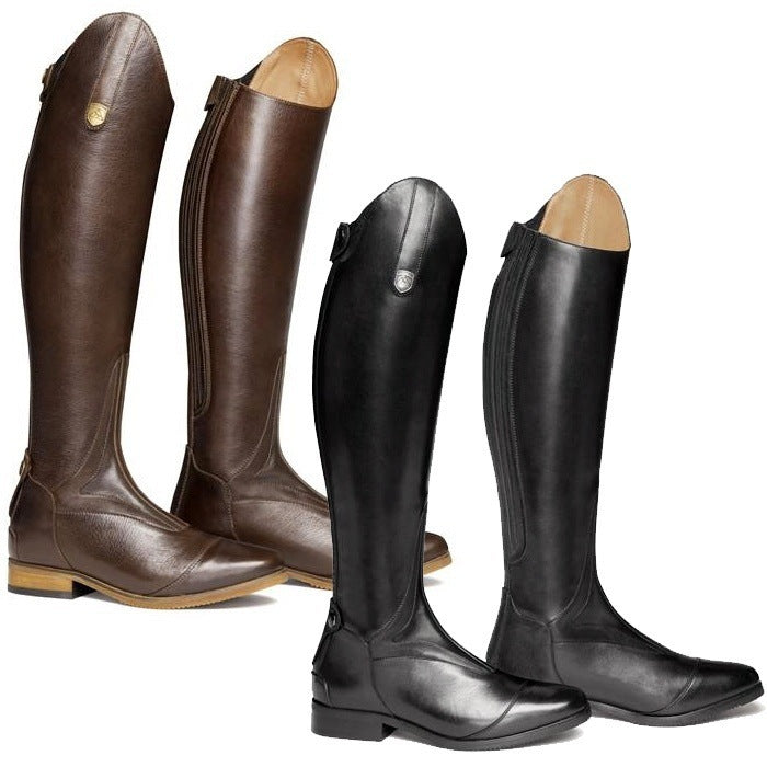 Fashionable riding boots, high boots, Knights' boots, large women's Boots