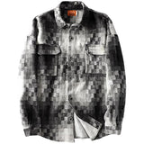Men's Flannel Long Sleeve Shirt