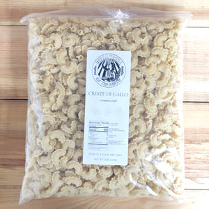 A Big Bag of Semolina Pasta