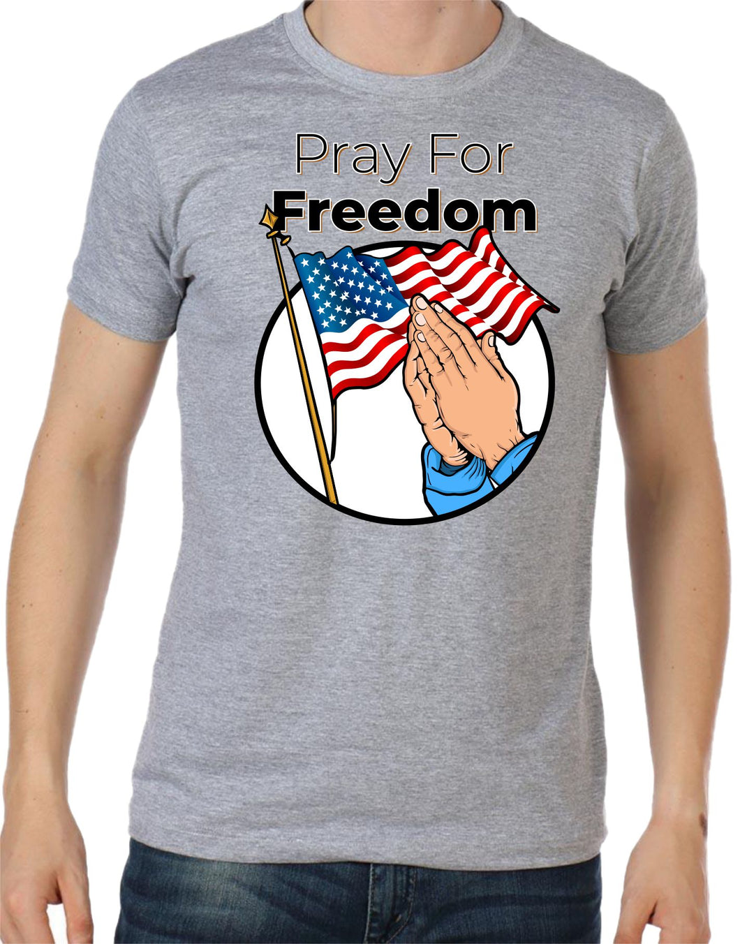 Pray For Freedom