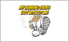 Load image into Gallery viewer, Running Shoes Tee#1
