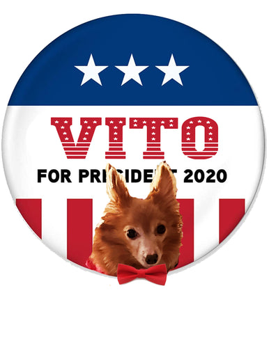 Load image into Gallery viewer, Vito For President 2020 Design #2