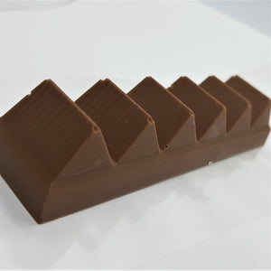 Salted Caramel Chocolate Bar (6pc)