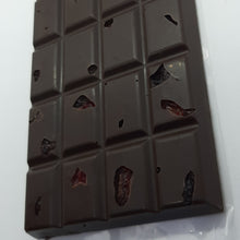 Load image into Gallery viewer, Dried Cranberries Chocolate Bar (24pc)