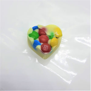 Chocolate Rainbow Bits Bonbons (3pc)