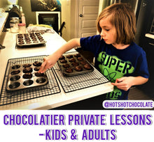 Load image into Gallery viewer, Chocolatier Private Lessons - Kids & Adults (1 Person)
