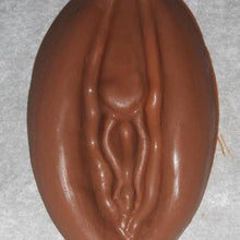 Load image into Gallery viewer, 3D Chocolate Vulva