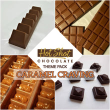 Load image into Gallery viewer, Chocolate Theme Pack: Caramel Craving