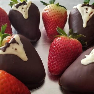 Chocolate Covered Strawberries - Event Add On Option (25pc)