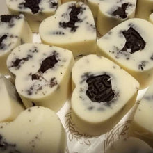 Load image into Gallery viewer, Cookies & Cream Chocolate Bonbons (3pc)