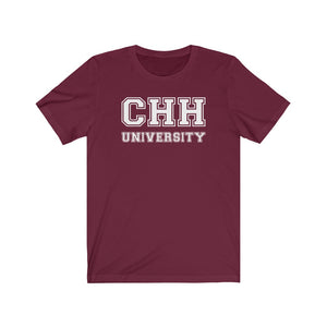 CHH UNIVERSITY UNI-TEE® (white logo)