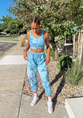 Sweatpants & Tank Set