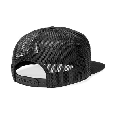 Mosko Moto Apparel Script 7 Panel Trucker