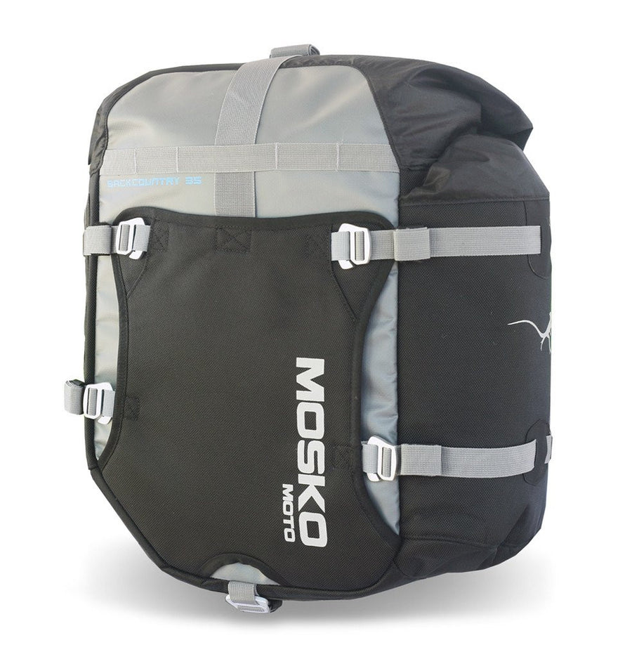 Mosko Moto Hardware Backcountry Pannier 35L - Left Side, Bag Only