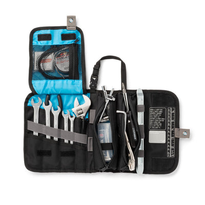 Mosko Moto Tool Storage Pinner + ADV Toolkit Pinner Tool Roll
