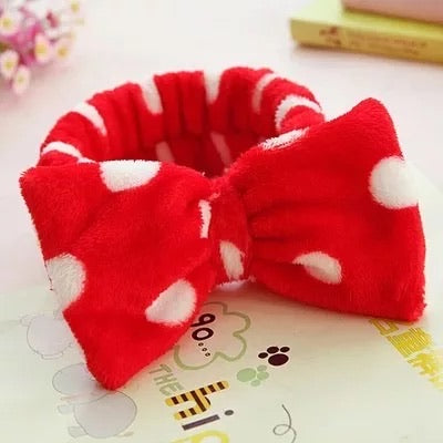 Polka-Dottie Hottie Headbands