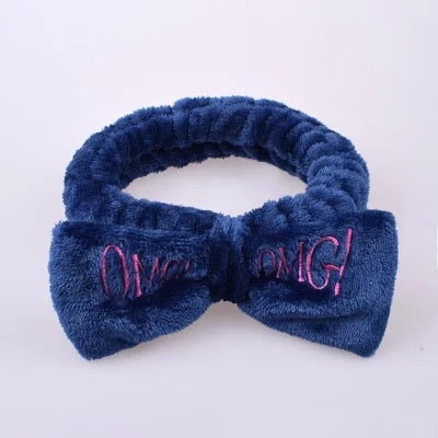 O.M.G!!! Custom Cutie Headbands