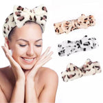 Luxe Leopard headbands