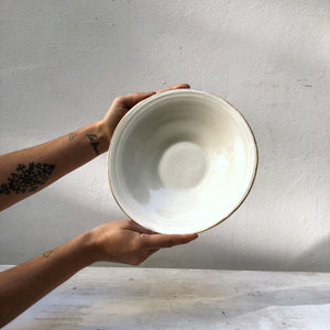 GOLDEN TOUCH wide bowl