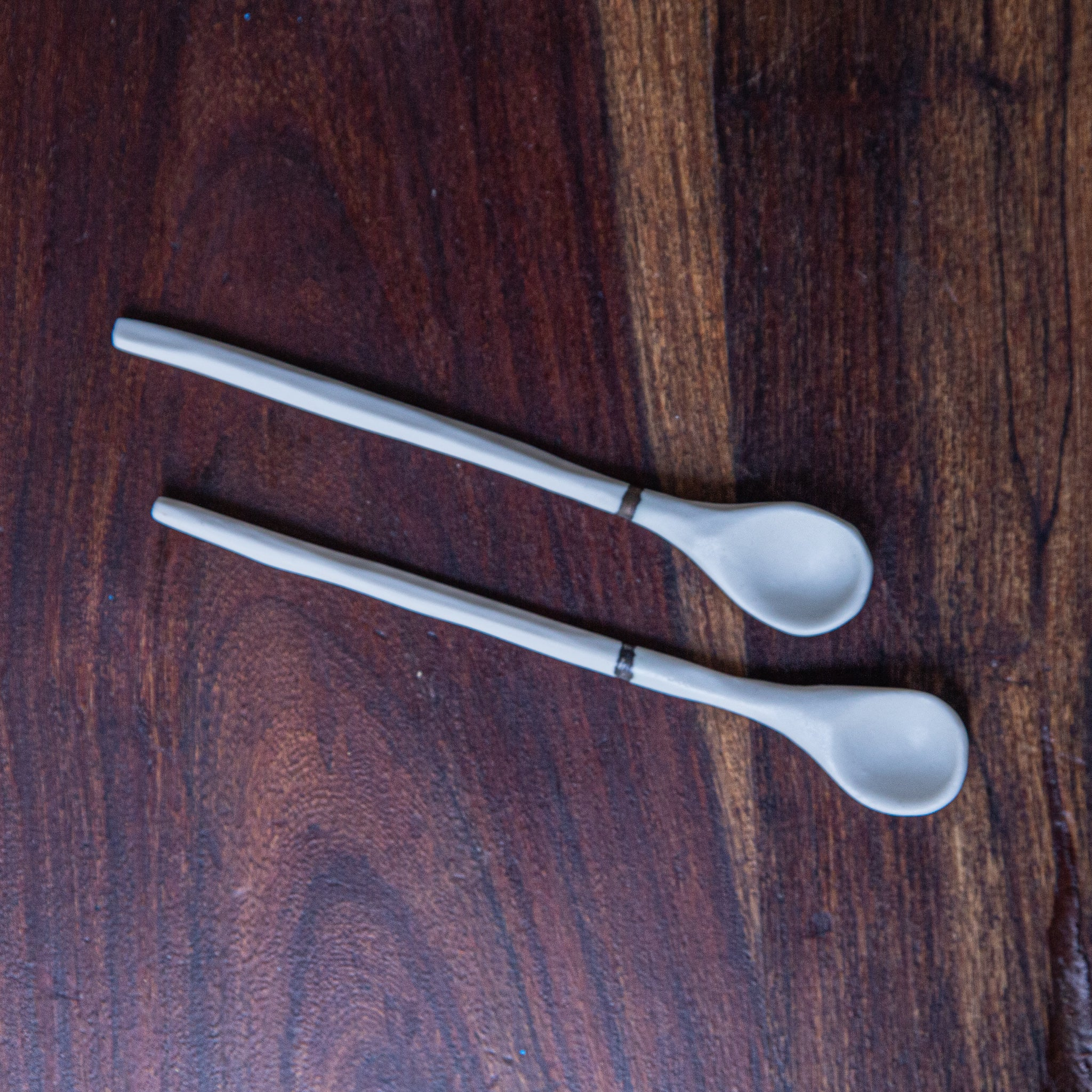 ESPRESSO CUPS AND SPOONS