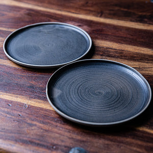 MINIMAL PLATES FOR TWO