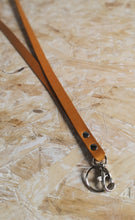 Load image into Gallery viewer, Leather Lanyard - Wild Origin