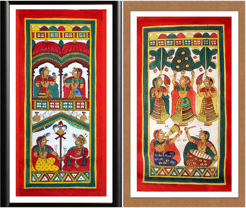 Phad Paintings: A nostalgic journey