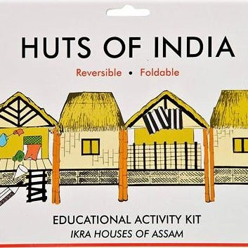 Huts of India-Assam - @ShopChaupal
