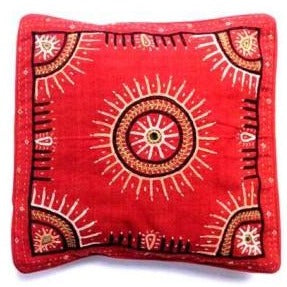 Handmade Cotton Cushion Cover - Gujrat